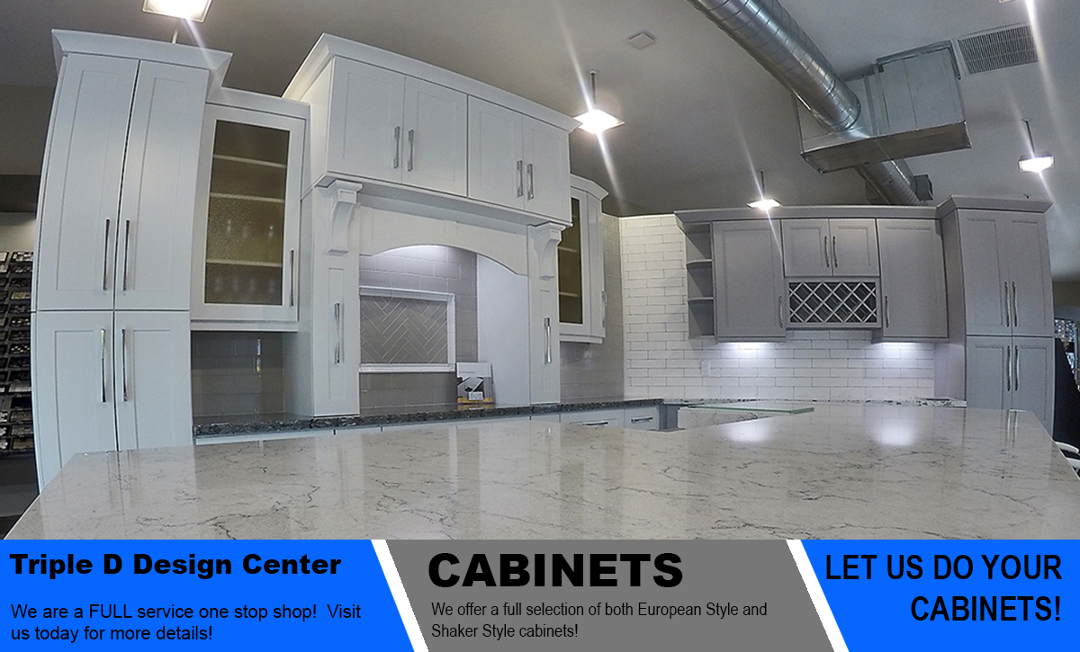 Triple D Design Center | South Florida Cabinets, Countertops